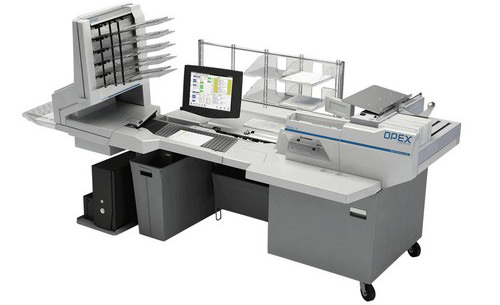 Opex AS7200i versatile document scanning system