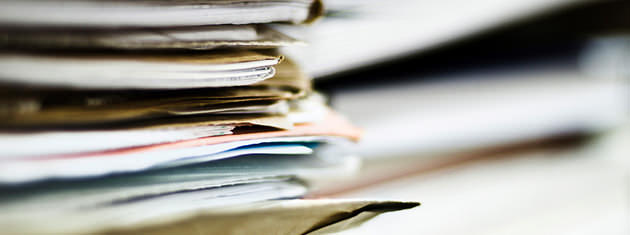 paper records Scanning Service in Seattle